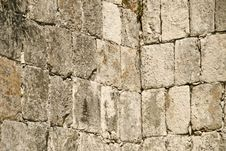 Free Castle Block Brick Walls Stock Image - 3611751
