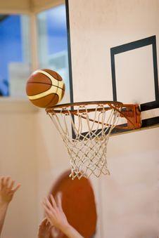 Free Basketball Stock Photography - 3612062