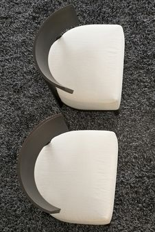 Free Two Chairs Royalty Free Stock Images - 3613799