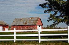 Scenic Barn Stock Photography