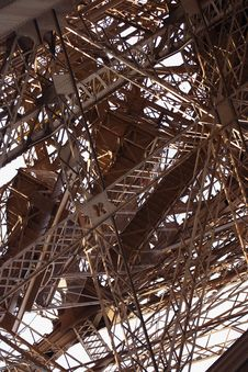 Free Tour Eiffel Stock Image - 3614441
