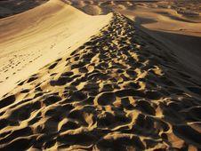 Free Desert3 Stock Photography - 3614892