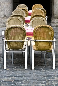 Free Empty Chairs Stock Images - 3615204