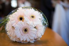 Free Bouquet Of Flowers Royalty Free Stock Photography - 3615777