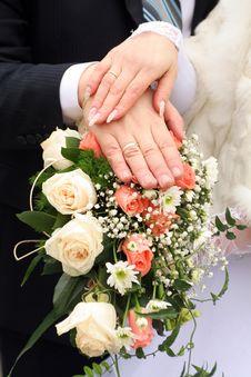 Free Newlyweds Stock Photos - 3615843