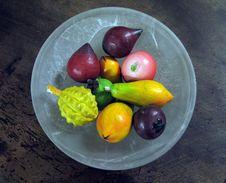 Wooden Fruit Stock Photos