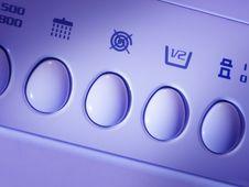 Free Washing Machine - Detail Royalty Free Stock Image - 3615856