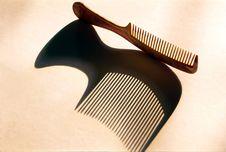 Free Hairbrush Stock Photography - 3616032