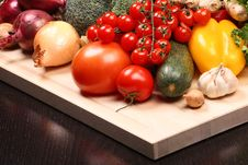 Free Set Of Different Vegetables Stock Photos - 3616373