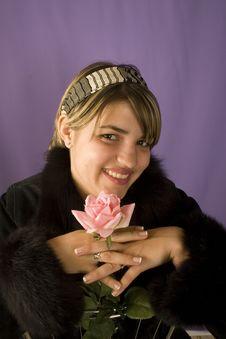 Free Woman Royalty Free Stock Image - 3616526
