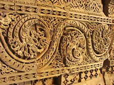 Free Timeless Carvings Royalty Free Stock Image - 3616606