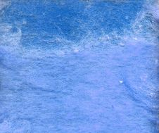 Free Blue Fabric Abstract Royalty Free Stock Photography - 3617497