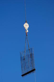 Free Construction Crane Stock Photo - 3617770