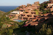 Free Med Resort Stock Image - 3618611