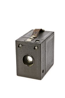 Free Box Camera Royalty Free Stock Photography - 3618637