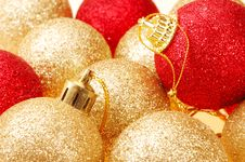 Free Christmas Tree Balls Stock Photo - 3619250