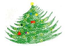 Free Christmas Tree Stock Image - 3619291