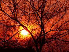 Free Sundown Royalty Free Stock Photo - 3619515