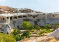 Free Caves In Cappadocia Stock Image - 36105331