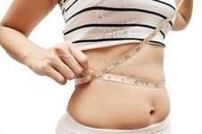 Free Fat Female Belly Stock Photos - 36106633