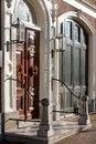 Free Front Door And Garage Stock Image - 36116881