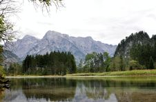 Free Almsee Lake Stock Image - 36110301