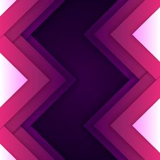 Free Abstract Purple Triangle Shapes Background Stock Images - 36115224