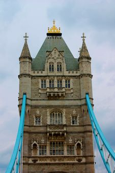 Free Tower Bridge London Landmark Stock Images - 36116514