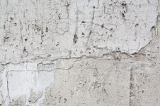 Free Cracked Plaster Royalty Free Stock Photo - 36118775