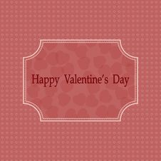 Free Valentines Royalty Free Stock Photography - 36119327