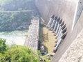 Free Concrete Dam Stock Photos - 36133203