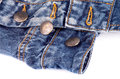 Free Buttons On Blue Jeans Royalty Free Stock Photos - 36133278