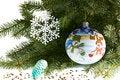 Free Christmas Composition Stock Photo - 36133740