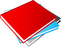 Free Blank Books Royalty Free Stock Photography - 36134207