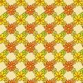 Free Flower Net Pattern On Light Background Stock Photography - 36135422