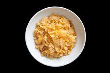 Free Cornflake Breakfast Stock Images - 36134004