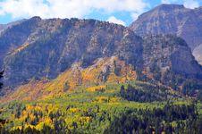 Free Mountain Bluffs Royalty Free Stock Photos - 36135898