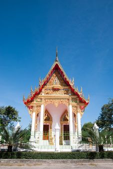 Free Thai Temple Stock Images - 36136364