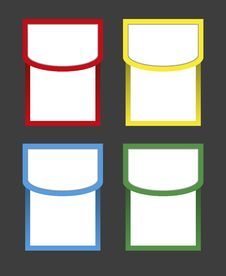 Vector Banner Royalty Free Stock Images
