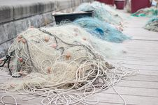 Free Fishing Net Stock Images - 36142834