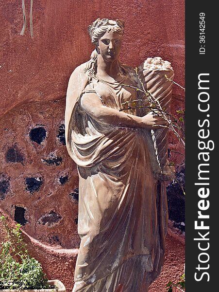Greek classic statue of Venus