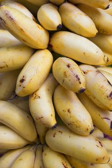 Free Banana Royalty Free Stock Photo - 36150745