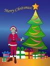 Free Christmas Elf Stock Photography - 36164432