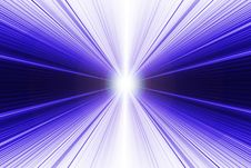 Free Ray Of Light Abstract Background Royalty Free Stock Photography - 36160857