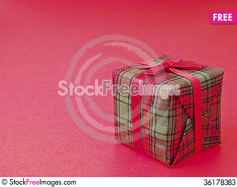 Free Red Box On Red Stock Photos - 36178383
