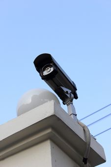 Free CCTV Stock Images - 36176494
