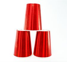 Free Red Cup Royalty Free Stock Photo - 36177645