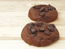Free Dual Chocolate Chip Royalty Free Stock Photos - 36177908