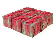 Free Nine Gift Box Stock Photo - 36177950