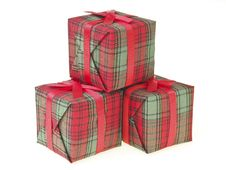 Free Beautiful Gift Stack Royalty Free Stock Photography - 36178247
